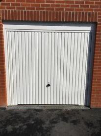 Nearly new garage door for sale