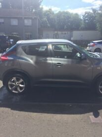 Nissan Juke good condition new front tyres new exhaust 3yr guarantee clean inside and out