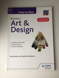Hodder Gibson How to Pass National 5 Art & Design