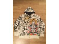 Christian Audigier authentic men's luxury hoodies. 2 large brand new hoodies