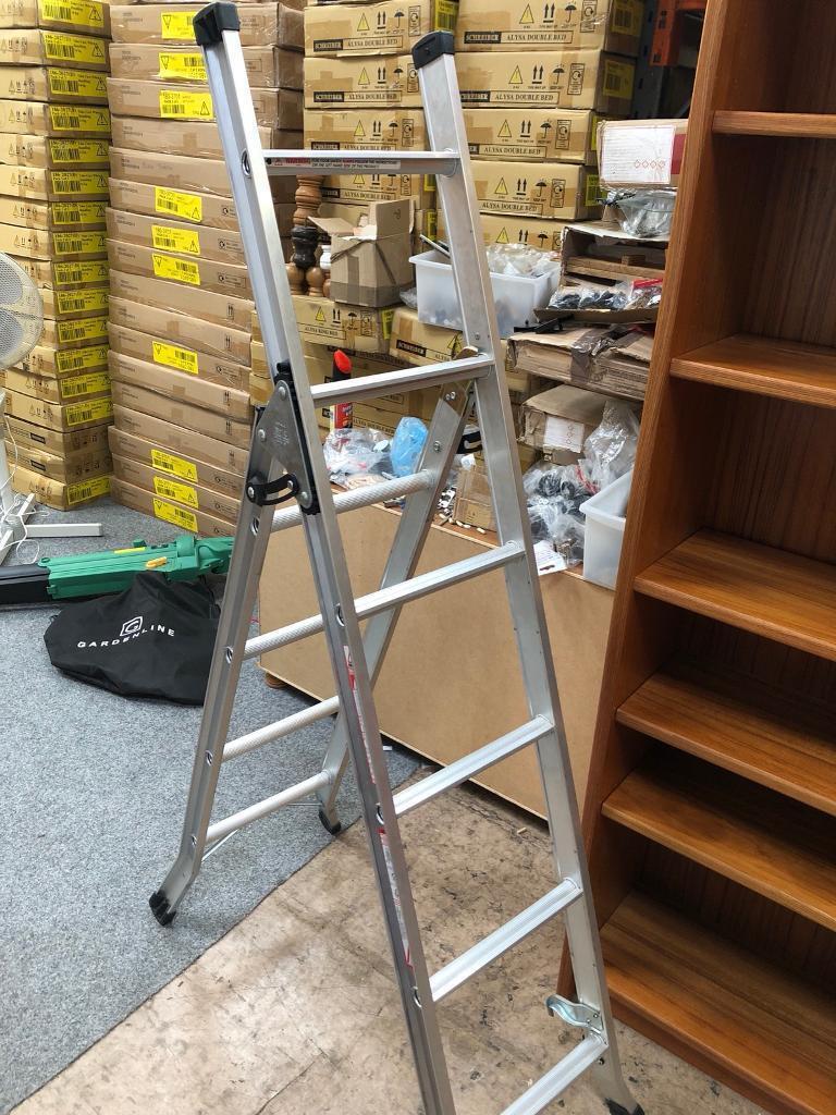 san francisco 7d538 edc6d Homebase 3 Way domestic combination ladder | in Falkirk | Gumtree