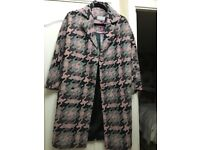 Ladies Retro Style Coat