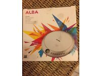 Portable CD Player - New and boxed