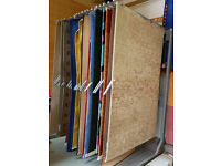 SWING ARM USED RUG STAND -very good condition /Can hang any size upto 180/190 x 190 cm
