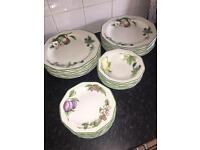 Churchill dinner ware