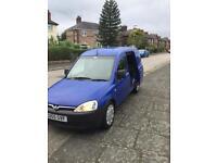 Vauxhall combo 100,000 ex British Gas van