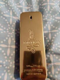Paco Rabanne 1 Million Perfume 100ml RRP £100