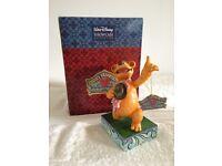 """Disney Traditions Fozzie Bear """"Wakah Wakah""""Figurine"""