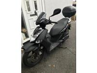 125cc Scooter 2013