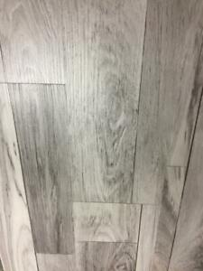 100% Waterproof,  Luxury Vinyl Plank, Click Flooring  -  $1.39 sq ft