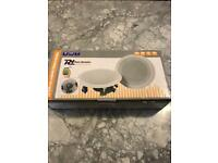 Bluetooth ceiling speakers New in box.