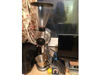 Fama Commercial Coffee Grinder