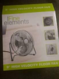 9inch fan