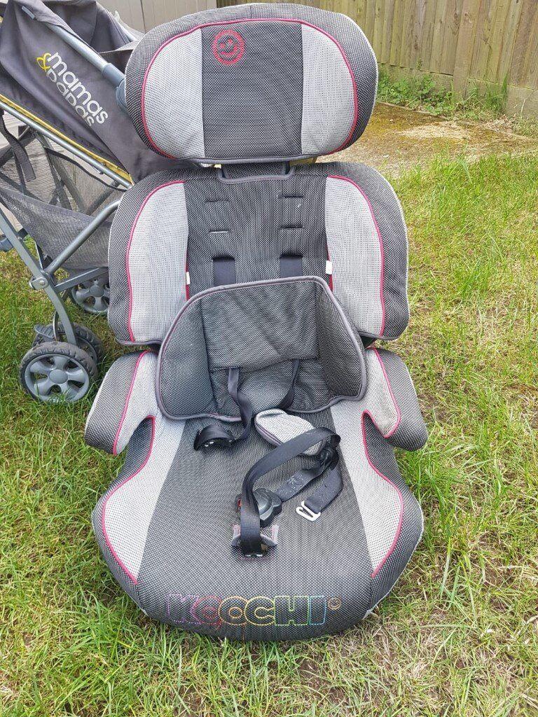 Child car seat @ Woodley £ 15