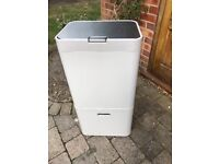 JOSEPH JOSEPH INTELLIGENT WASTE RECYCLE UNIT BIN 58L STONE RRP £178