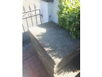 Concrete paving slabs £3 eatch