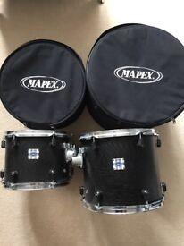 Yamaha Advantage Nouveau drum kit.