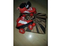 Rio Roller Boots size 2