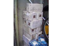 Johnson wall tiles cappuccino Field 15boxs x44 (15cmx15cm)
