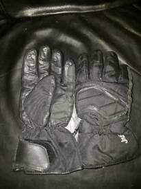 Various gloves and balaclavas