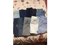 11x pairs skinny jeans size 14