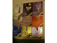 Rainbow Fairly books