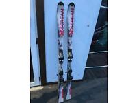 Salomon xscream skis