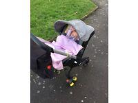 Doona car seat/ stroller