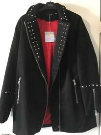 Brand new missguided coat