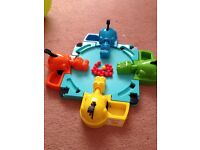 Elefun and friends hungry hippos
