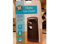 Electric can opener 3 in1
