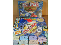 Monopoly (Duel Masters), Special Edition board game. Parker games. Complete.