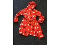 Kids Disney Housecoat - age 5-6 yrs old