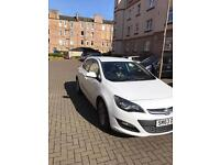 Astra 63 reg & low 36000 mileage with full dealer service history