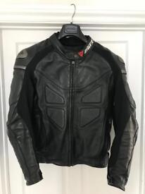Dainese Motorbike Leather Jacket,Size EU52,UK42