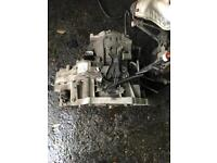 Toyota Yaris 2002 automatic gearbox