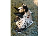 Children's ccm ice skates size 30 child's 11