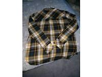 Stradivarius pearl shirt