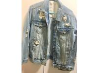 Denim jacket,size s