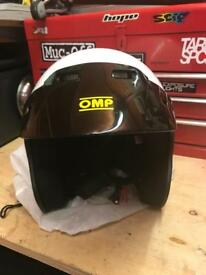 OMP Star Track Day Helmet Medium