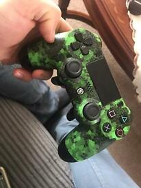 SCUF Gaming Infinity PS4 controller 4PS Digital Camo Green Controller for PlayStation 4 RPP £169