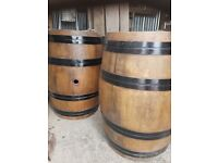 Whisky Barrels - Ideal for any Garden Setting