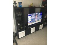 Ikea Lappland TV Unit with 8 storage places