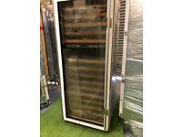 Brand New Sub Zero Wine fridge S/Steel Wolf Appliance cooler Wolf subzero