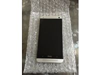 HTC M7 - Unlocked to any network!