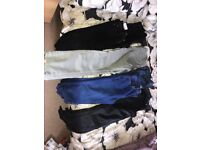 Variety of jeans size 6