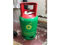 Patio gas 6kg empty - collection only