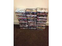 DVD collection. DVD job lot. DVD bundle
