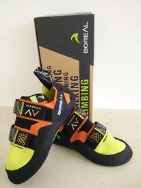 Brand New Boreal Diabolo ( 2017 version) shoes size 9.5 Uk 44 EU climbing shoes