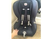 Britax iso fix car seat for 9months +